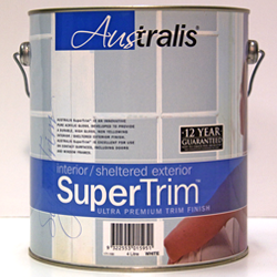 Supertrim Satin Water Based Colourtrend