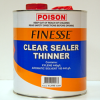 Clear Sealer Thinner